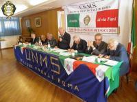 Assemblea annuale Sezione provinciale UNMS di Roma - 24 maggio 2014