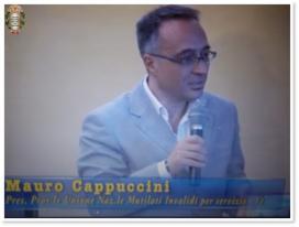 Mauro Cappuccini - Presidente Sezione Provinciale UNMS di Viterbo