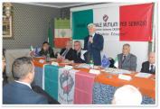 Assemblea annuale dei soci della sottosezione autonoma UNMS di Cassino. 21 Maggio 2016. Intervento del Presidente Prof. Mattia