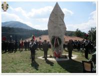 Commemorazione dai Caduti di tutte le Guerre - Longone Sabino - Rieti 28-09-2016