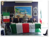 Assemblea annuale soci UNMS sezione provinciale di Latina 8 aprile 2017