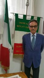 Dott. Angelo Comm. DI RITO - Presidente della Sezione provinciale UNMS di Latina