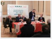 Assemblea annuale soci UNMS sezione provinciale di Viterbo. 29 Aprile 2017