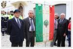 Foto Sezione UNMS Frosinone - Pescosolido 14-09-2017 - Cerimonia di deposizione corona d'alloro monumento caduti di tutte le guerre.