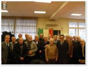 Riunione del Consiglio Regionale UNMS del Lazio - 9 dicembre 2017