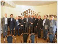 Assemblea del Consiglio Regionale UNMS del Lazio 16 Giugno 2018