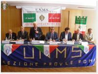 Assemblea annuale dei soci della sezione provinciale UNMS di Roma - 16 Giugno 2018 - Foto
