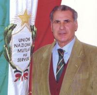 Presidente Consiglio Regionale UNMS Lazio - Comm. Vincenzo CIPULLO