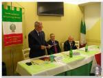 Assemblea annuale dei soci Sez. prov.le di Latina - Intervento del Presidente Regionale Comm. Vincenzo Cipullo