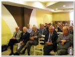 Assemblea annuale dei soci Sez. prov.le di Latina - Pres. prov. e Soci intervenuti