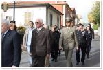 Commemorazione 21° anniversario della scomparsa del Caporal Maggiore Croce d'oro al merito dell'Esercito Gianluca Catenaro - Foto 8