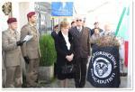 Commemorazione 21° anniversario della scomparsa del Caporal Maggiore Croce d'oro al merito dell'Esercito Gianluca Catenaro - Foto 12