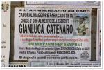 Commemorazione 21° anniversario della scomparsa del Caporal Maggiore Croce d'oro al merito dell'Esercito Gianluca Catenaro - Foto 15
