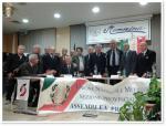 Assemblea annuale dei soci UNSM sezione provinciale di Frosinone del 7 maggio 2016. Foto 6