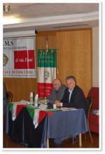 Foto 15. Assemblea dei soci UNMS della sezione provinciale di Roma. 14 Maggio 2016