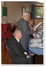Foto 25. Assemblea dei soci UNMS della sezione provinciale di Roma. 14 Maggio 2016