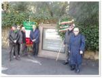 Foto commemorazione Martiri di via Fani - Roma - 15 marzo 2017 - Foto 1