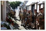 Sezione UNMS Frosinone - Pescosolido 14-09-2017 - Cerimonia di deposizione corona d'alloro monumento caduti di tutte le guerre. Foto 3