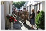 Sezione UNMS Frosinone - Pescosolido 14-09-2017 - Cerimonia di deposizione corona d'alloro monumento caduti di tutte le guerre. Foto 4