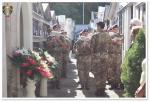 Sezione UNMS Frosinone - Pescosolido 14-09-2017 - Cerimonia di deposizione corona d'alloro monumento caduti di tutte le guerre. Foto 9