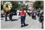 Sezione UNMS Frosinone - Pescosolido 14-09-2017 - Cerimonia di deposizione corona d'alloro monumento caduti di tutte le guerre. Foto 26