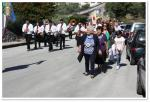 Sezione UNMS Frosinone - Pescosolido 14-09-2017 - Cerimonia di deposizione corona d'alloro monumento caduti di tutte le guerre. Foto 27