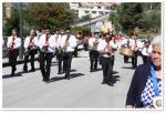 Sezione UNMS Frosinone - Pescosolido 14-09-2017 - Cerimonia di deposizione corona d'alloro monumento caduti di tutte le guerre. Foto 28