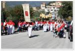Sezione UNMS Frosinone - Pescosolido 14-09-2017 - Cerimonia di deposizione corona d'alloro monumento caduti di tutte le guerre. Foto 30