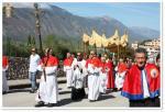 Sezione UNMS Frosinone - Pescosolido 14-09-2017 - Cerimonia di deposizione corona d'alloro monumento caduti di tutte le guerre. Foto 31