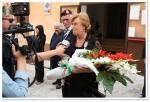 Sezione UNMS Frosinone - Pescosolido 14-09-2017 - Cerimonia di deposizione corona d'alloro monumento caduti di tutte le guerre. Foto 37