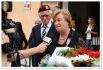 Sezione UNMS Frosinone - Pescosolido 14-09-2017 - Cerimonia di deposizione corona d'alloro monumento caduti di tutte le guerre. Foto 38