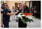 Sezione UNMS Frosinone - Pescosolido 14-09-2017 - Cerimonia di deposizione corona d'alloro monumento caduti di tutte le guerre. Foto 39