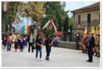 Sezione UNMS Frosinone - Pescosolido 14-09-2017 - Cerimonia di deposizione corona d'alloro monumento caduti di tutte le guerre. Foto 58