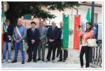 Sezione UNMS Frosinone - Pescosolido 14-09-2017 - Cerimonia di deposizione corona d'alloro monumento caduti di tutte le guerre. Foto 59