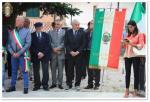 Sezione UNMS Frosinone - Pescosolido 14-09-2017 - Cerimonia di deposizione corona d'alloro monumento caduti di tutte le guerre. Foto 60