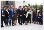 Sezione UNMS Frosinone - Pescosolido 14-09-2017 - Cerimonia di deposizione corona d'alloro monumento caduti di tutte le guerre. Foto 61