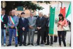 Sezione UNMS Frosinone - Pescosolido 14-09-2017 - Cerimonia di deposizione corona d'alloro monumento caduti di tutte le guerre. Foto 63