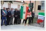 Sezione UNMS Frosinone - Pescosolido 14-09-2017 - Cerimonia di deposizione corona d'alloro monumento caduti di tutte le guerre. Foto 64