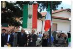 Sezione UNMS Frosinone - Pescosolido 14-09-2017 - Cerimonia di deposizione corona d'alloro monumento caduti di tutte le guerre. Foto 65