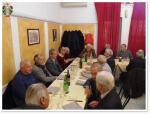 Riunione dei Presidenti delle Sezioni provinciali UNMS del Lazio - 9 dicembre 2017 - Foto 25