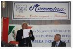 Foto 5 dell'assemblea annuale dei soci UNMS della Sezione di Frosinone - 12 maggio 2018