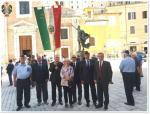 Cerimonia del decennale della costituzione dell'Associazione Arma Aeronautica di Arpino. 27 Giugno 2018 - Foto 1