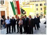 Cerimonia del decennale della costituzione dell'Associazione Arma Aeronautica di Arpino. 27 Giugno 2018 - Foto 6