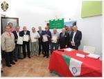 Assemblea annuale dei soci UNMS della sezione provinciale di Viterbo. 26 Giugno 2018. Foto 4