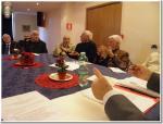 Riunione Consiglio Regionale UNMS Lazio 1 Dicembre 2018 - Foto 12