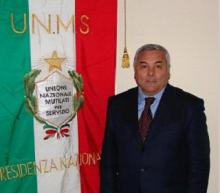 Presidente Sezione prov. di Frosinone - Cav. Egidio CARNEVALE